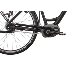 Ortler Montreux E-City Bike Wave black